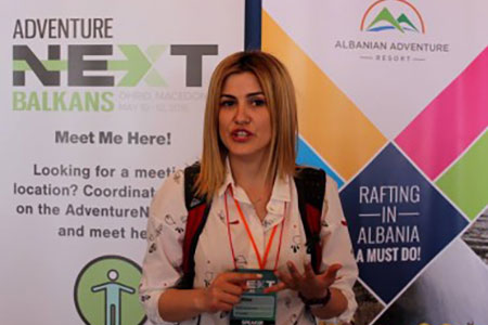 Blerina Ago: Albania, destination of Adventure Next Balkans