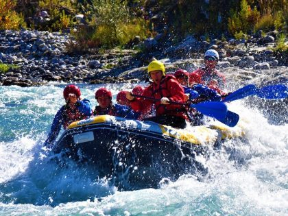 Rafting, Kayak e Hiking in Albania